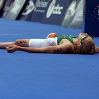 Tough going: Globetrotting triathlete refusing to ease up