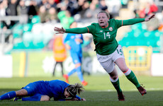 Super sub Barrett Ireland's hero as World Cup qualification dream lives on