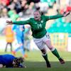 Super sub Barrett Ireland's hero as World Cup qualification dream lives on