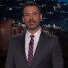 Jimmy Kimmel has been called an 'ass clown' by a fellow broadcaster, and he's not having it