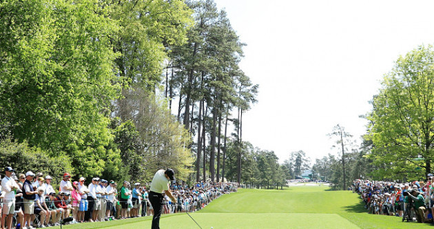 'It's so tricky': McIlroy and Spieth share clubhouse lead as Augusta toughens up
