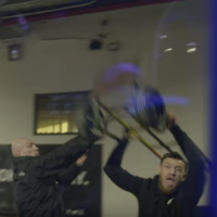 The UFC has released its backstage footage of the Conor McGregor bus incident