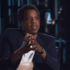 Jay-Z told Letterman that Trump's presidency is ultimately 'a great thing' for the United States