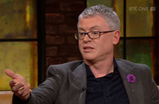 'It was freezing, I just said come with me': Joe Brolly on taking in a homeless man before Christmas