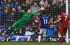 As it happened: Everton v Liverpool, Premier League