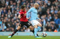 As it happened: Man City vs Man United, Premier League