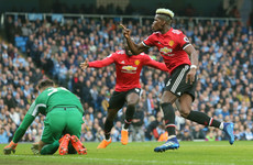 Man City forced to wait, as Pogba inspires remarkable United comeback