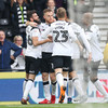 Irish defender on target as Derby boost Premier League promotion hopes