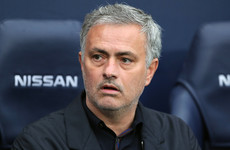 Take the title, Mourinho challenges Man United after spoiling City's party