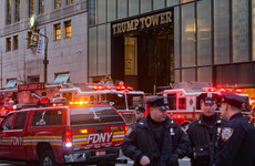 Man dies following fire at Trump Tower in New York