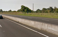 Gardaí appeal for witnesses after man in his 40s struck and killed by car on motorway in Kildare