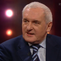 Bertie Ahern had Twitter absolutely hopping after appearing on The Ray D'Arcy Show last night