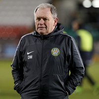 After suffering eight defeats in a row Dave Mackey has resigned as Bray manager