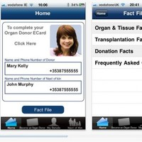 Carry an organ donor card... in your smartphone