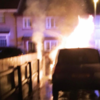 Parties unite to condemn 'thugs' who set a Sinn Féin councillor's car on fire in Derry