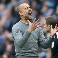 Guardiola: Man City deserve greater title credit after derby defeat