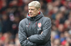 Wenger happy to keep winning run going after 'hectic' finish against Southampton