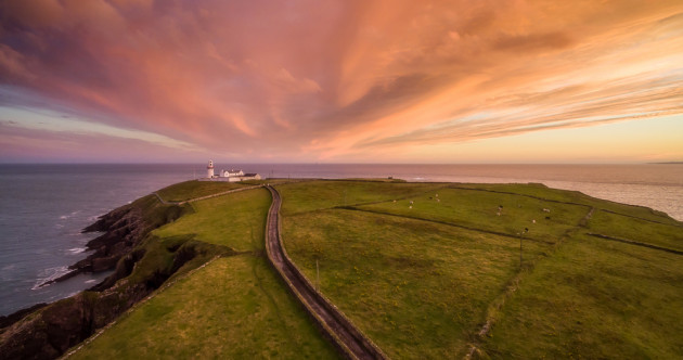 6 Irish drives that end with great sunset views