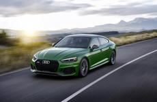 Audi confirms a five-door RS 5 Sportback for 2019