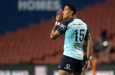 Folau leans on 'persecuted are righteous' bible verse ahead of meeting with ARU