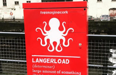The painted electricity boxes celebrating Cork's unique brand of slang