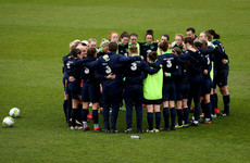 'The best team in the world on their day' - Ireland prepare to shut out European champions again