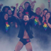People loved Irish wrestler Finn Balor's big entrance with LGBT fans during WrestleMania last night