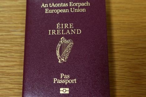 The wait time for a new passport can be up to 28 working days.
