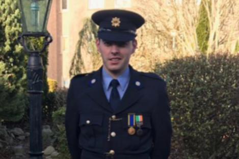 Garda Patrick McCormack.