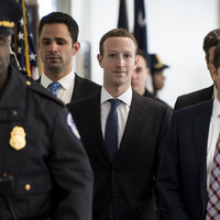 'My mistake, I'm sorry': Facebook's Mark Zuckerberg testimony to Congress released