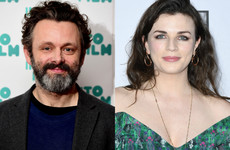 Michael Sheen and Aisling Bea are reportedly dating... It's The Dredge
