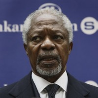 Ex-UN chief Annan heading to China over Syria peace plan