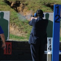 'Pretend it's Obama' firing range comment being investigated by US Secret Service