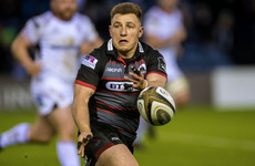 Scottish out-half Weir to leave Pro14 for English side Worcester