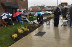 'It's just mental' - End justifies the means for hardy house hunters camping out to pay a deposit