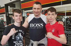 Monaghan teenager McKenna to fight live-dog opponent in California on Thursday
