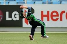 Ireland crush Namibia in qualification decider
