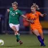 European champions too strong for Ireland as first-half goals end unbeaten streak