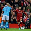 Salah returns for Reds as Aguero misses out on Pep's extremely attacking XI
