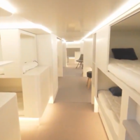 Fancy a bed in the cargo hold? Airbus is planning to transform lower-decks into sleeping quarters