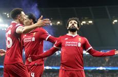 Salah scores again as Liverpool end Man City's Champions League dream