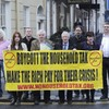 Three anti-household charge TDs unhappy with national rally
