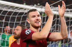 Dzeko 'very happy' to have rejected Chelsea after Champions League heroics