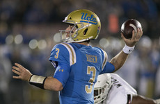 One of the top QBs in this month's draft is not worried about being 'too opinionated'