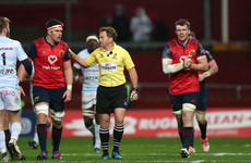 JP Doyle to referee Munster's Champions Cup semi-final against Racing, Poite given Leinster-Scarlets gig