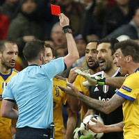 Brave referee deserves immense credit and more Champions League talking points
