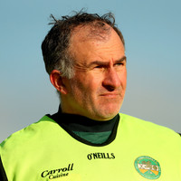 Offaly boss Stephen Wallace looking at eight-week ban