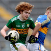 Kerry progress to Munster minor semi-final after seeing off Tipperary