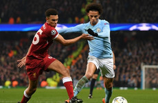 I showed Man City I'm not the weak link, says Liverpool youngster