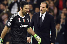 Zidane: Buffon doesn't deserve to go out this way